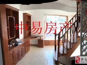 紫东佳苑3室2厅1卫120万元顶+阁实木精装