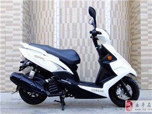 雅马哈GTR125踏板摩托车让利出售