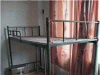 出售7成新铁架床