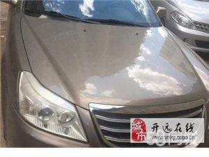 急售奇瑞旗云5 2012款1.8手动豪华版