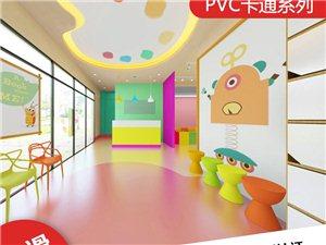 淄博凯亿建材 供应PVC石塑地板 塑胶地板 楼梯踏