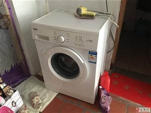 出售8成新滚筒洗衣机 长期有效 买掉删