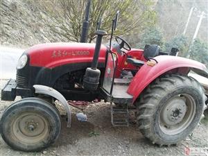 现有一七成新农用拖拉机处理  欢迎大家来电咨询