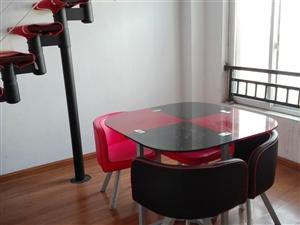 益青园3室2厅160平精装电梯房带家具家电