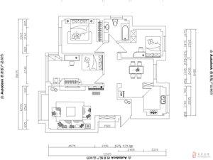 石大花园3室2厅1卫66万元
