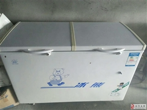 出售八成新冰柜一台