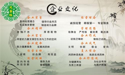 海南鴻藥林藥業連鎖經營有限公司