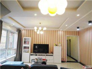 精装逸品城奥园中庭2楼4室2厅2卫家具家电房出