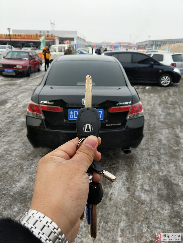 出售自用八代2.4顶配雅阁,08年9月国三车,东丰牌,