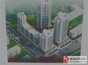 甘谷县北滨河路渭水家园小区2室1厅1卫42万元