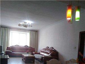 房屋出租:两室两厅大套二带阳台,带家具水电气三通