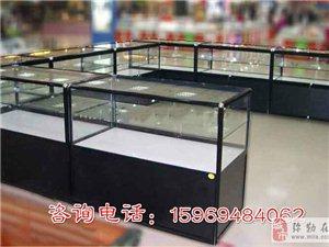 昆明生产珠宝展柜厂家立欣珠宝展柜定做新款饰品展柜