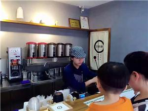 奶茶加盟品牌甘茶度招商