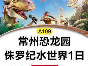 恐龍園一日游>元旦期間迪諾水鎮燈會專場
