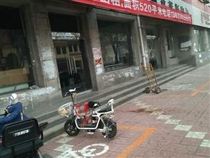 建设大街京汉公寓底商门脸出租