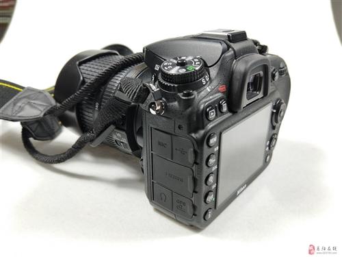 出售95尼康D7100中端單反相機一臺3999元