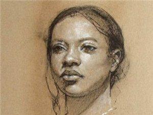 固安藝畫室美術專業培訓藝考高考素描色彩速寫兒童美術