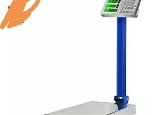 求购电子磅秤一台,500kg的