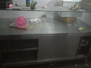 低价出售不锈钢工作台两个【汝州在线・庙下站】
