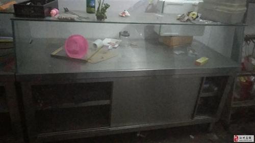 低價出售不銹鋼工作臺兩個【汝州在線·廟下站】