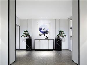 新中式装修风格,古典精华与现代文化的集合