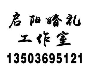 桦南启阳婚礼工作室特价婚礼,特价开业庆典