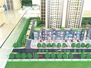 广场家园规划沙盘1