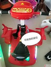 出售全新《超级飞侠》版―儿童电动踏板车
