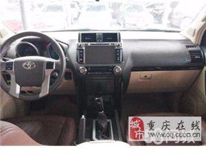 豐田 普拉多(進口) 2010款 2.7 自動 四驅豪華型五門版