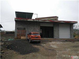 合那高速出口冲塘村近315省道路边铺面仓库出租