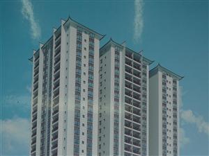 中盛大厦电梯4房121平方售53万