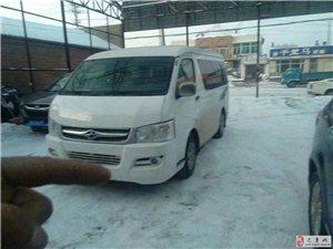 出售14年年底车九龙商务 12座汽油 车况好没大伤