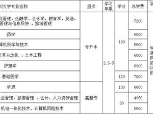 2018年郑州大学远程教育学历晋升(专科  本科)