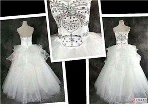 处理一批全新婚纱礼服,200件左右