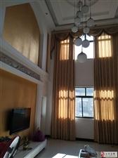 香榭水郡6楼复式195平米,4室3厅3卫中装