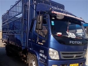 出售2012年奥铃6米2花篮货车