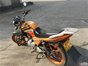 出售7成新二手摩托车