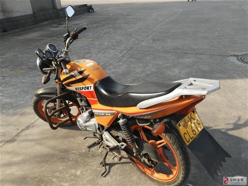 出售7成新二手摩托車
