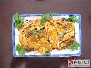 老太太教鲜族冷面拌菜狗肉火锅技术