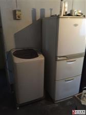 三洋洗衣机.夏普三抽屉冰厢