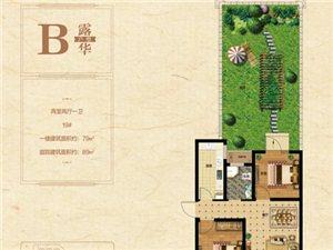 19#B户型一楼带院