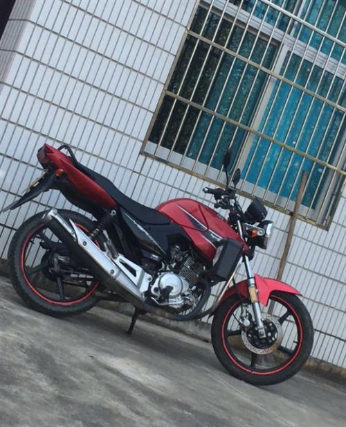 雅马哈天剑k摩托车要求置换