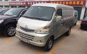 1.88万出售12款长安S460厢式货车