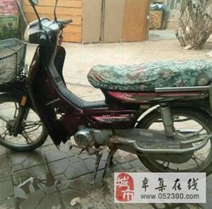 出售摩托一辆六七成新,有意者联系电话