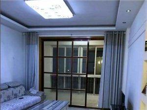 城中名邸2室2厅90平精装电梯房家具家电齐全