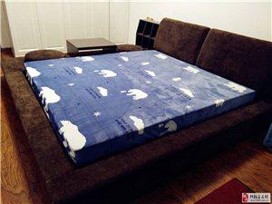 福建买来的新榻榻米大床寝室小床让人窒息出卖