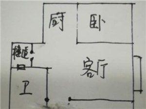 九州名座多层一层3室1厅1卫带储藏室有车位