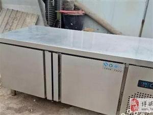 冷柜工作台,菜品柜