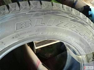 九成新RLV4普利司通轮胎四只