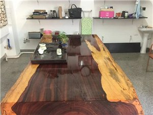 红檀木大桌转让,急售!